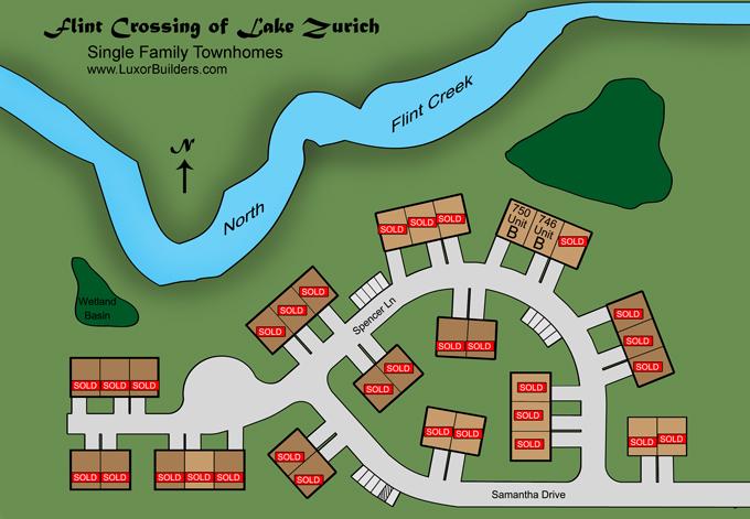 Flint Crossing Land Plan